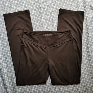 Victoria Secret Sexy Sport flare leg studio pants